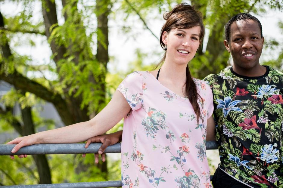 Pioniere des Tanzaustausches: Margarita Kennedy und Sylvester Thamsanqa Majela